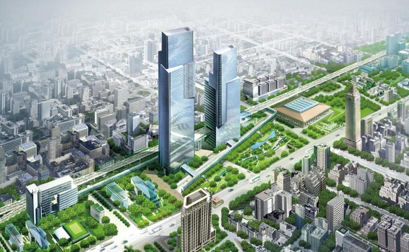 市場脈動 – 「台北雙子星」開發案,美國重量級私募基金出手搶標