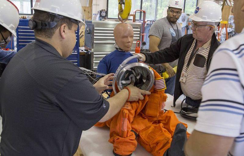 科技發展 – 美國 NASA替飛機與太空船進行安全撞擊測試